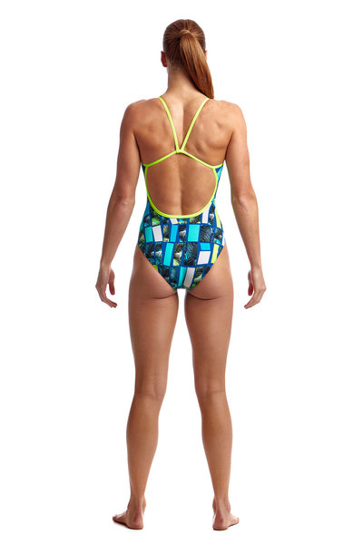 FUNKITA KOSTIUM DAMSKI PIECE TROPIC TOWER