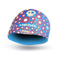 HEAD CZEPEK  SILICONE SKETCH   blue flowr 455180