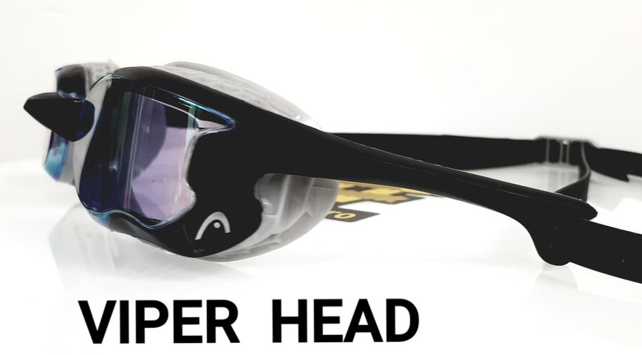 HEAD OKULARY  MIRROR  HCB VIPER HT CLBK/BL  451064